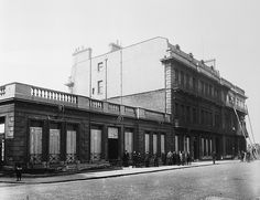 The Ship Hotel in Greenwich by National Maritime Museum, via Flickr, 1908 #thamesdiscovery #greenwichfrogs #greenwichpalace
