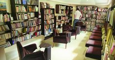 Le Café du Livre à Marrakech