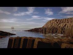 Blender Tutorial - Giant's Causeway Follow-along - YouTube