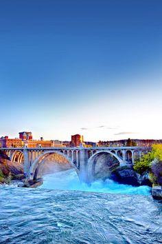 Monroe Street Bridge, Spokane