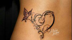 Tribal Foot Tattoos, Cute Tattoos On Wrist, Tiny Heart Tattoos, Dainty Tattoos, Mom Tattoos, Pretty Tattoos, Body Art Tattoos, Small Tattoos, Tattoos For Women
