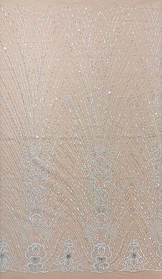 • Culoare: Ivory • Aplicatii: Cristale, Perle Sidefate si Paiete • Latime: aproximativ 140 cm Sequin Skirt, Ivory, Sequins, Bridal, Model, Fashion, Bead, Moda