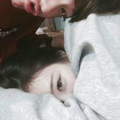 couple, ulzzang, and asian image Ulzzang Couple, Ulzzang Girl, Cute Korean, Korean Girl, Hwa Min, Couple Goals Cuddling, Couple Aesthetic, Korean Ulzzang, Korean Couple