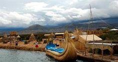 Acabo de compartir la foto de Johncito QM que representa a: Isla Los Uros