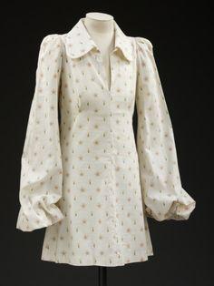 Dress Biba, 1969 The Victoria & Albert Museum