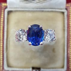 Madagascar High Resilience 5.35 Carats Sapphire