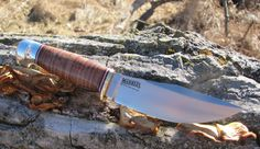 Survival Tips, Tools, and Techniques: Marble's Woodcraft 100th Anniversary Knife Review