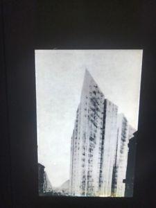 """409005af2fcbf1 Mies Van Der Rohe """"Freidrichstrasse Project"""" Modern Architecture 35mm Art  Slide"""