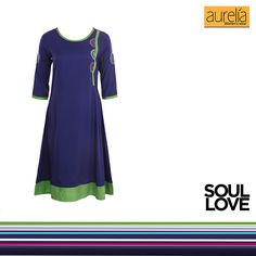 Some pure soulful wear is now available at the nearest Aurelia store.