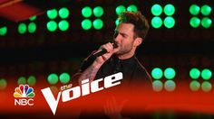 The Voice 2015 - Adam Levine Blind Audition LalalaLOVE this guy!