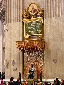 Statue Petrus