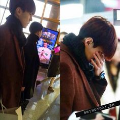 It's okay, i'm just crying because sehun is trying not to look at the Luhan screen.