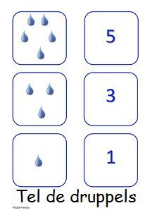 Earth Day, Teaching, Activities, Projects, Numbers, Rain Drops, Rain, Clouds, Water