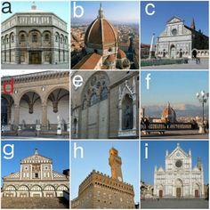 Una gita a Firenze per ripassare il passato prossimo e…