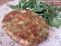 Cotolette di Zucchine ricetta vegetariana