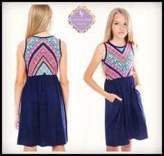 Leigh Tribal Dress
