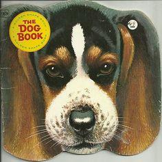 My little brother loved the Golden Shape Books, especially The Dog Book by Jan Pfloog. Shape Books, Cute Beagles, Dog Books, Puppy Breeds, Little Golden Books, Ol Days, Vintage Children's Books, I Love Books, Childhood Memories