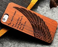 Retro PC+Wood Phone Case for iPhone 6/6S 4.7""