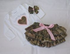 Army Multicam camo Diaper Cover bloomers with by Philopolis, $54.95