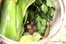 Zupa fasolowa - najlepsza - 16 września 2015 - My Blueberry Corner Celery, Sprouts, Blueberry, Corner, Vegetables, Food, Berry, Essen, Vegetable Recipes