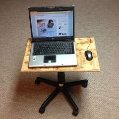 Picture of Office Chair → Laptop Stand