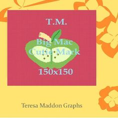 Looking for your next project? You're going to love Big Mac 150x150 by designer Teresa Maddon.