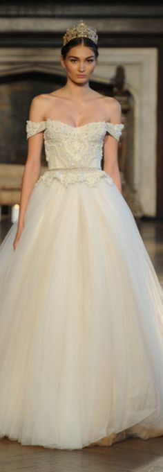 Wedding dress for Eowyn