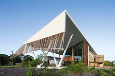 Sustainable Buildings Research Centre (SBRC) – University of Wollongong | COX Richardson; Photo: John Gollings Photography | Bustler