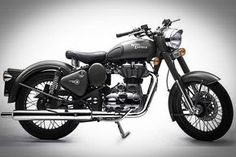 "Royal Enfield: The Machine: Royal Enfield ""The machine is made like a gun and goes like bullet"""