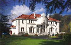Luxury House Blueprint Plans, Luxury Home Plans for French English Italian style Castles, Villas and Palaces in Traditional and Contemporary Home styles by Architect John Henry