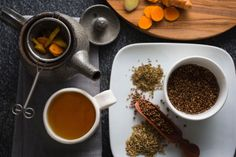 Detox Tea - coriander, cumin, and fennel | Be Well