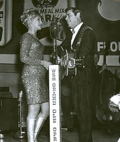 Tammy Wynette & George Jones - Grand Ole Opry
