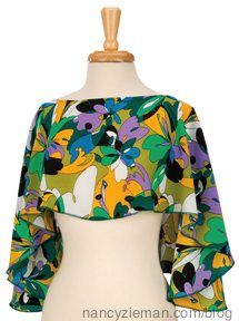 Sew Amazing Scarves by Nancy Zieman/Sewing With Nancy | Nancy Zieman Blog