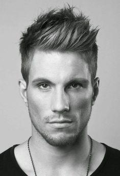 Im Jahr 2018 Frisuren für Männer