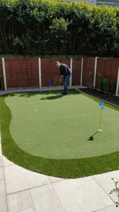 Artificial Grass Putting Green Lawn, Grass, Grasses, Herb