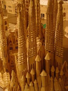 Liz Revit Art Blog: Toothpick World - A Must See!