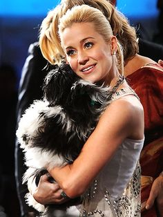 Kellie Pickler and her baby