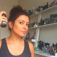 fake a #hollywood #hairline !! #hair #makeup #beautytutorial #tutorial #beauty #howto #diy #video