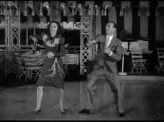 Fred Astaire & Eleanor Powell // I often imagine my grandmother to have lived a life just like this one...