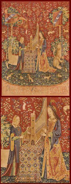 Tapestry De Rambouilletcm 205 x 150ft 6'7 x 4'9 Cod:: 141436469086