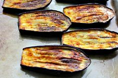 Indian Spiced Roasted Eggplant - Vegan.