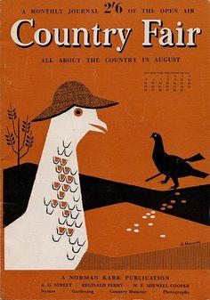 Country Fair magazine 1950s