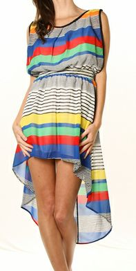 Off Topic High Low Maxi  $63.00