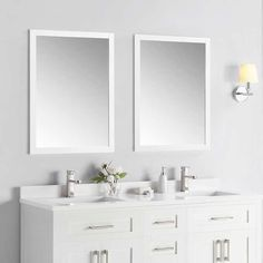 SELECT COLOR Ove 28 x 36 Lakeview Mirror ***