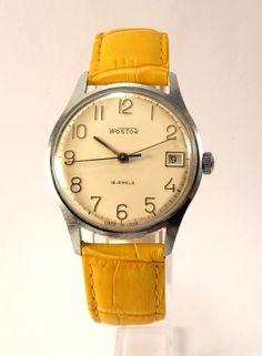 Wostok  Watch USSR  Russian US$ 36.19