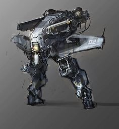 mecha design 4 by ProgV