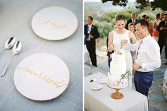 Colorful Greek Island Destination Wedding   Courtney & Marc