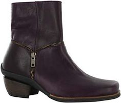 Wolky Savanna Boot - Eggplant - Womens > Wolky Clogs