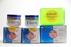 Deoonard cream adalah produk kosmetik import yang sangat laris di pasaran, Deoonard series terdiri dari beberapa varian yang disesuaikan dengan kondisi dan masalah kulit wajah anda. http://ngopistore.blogspot.co.id/2015/09/cream-deoonard-pemutih-wajah-aman.html