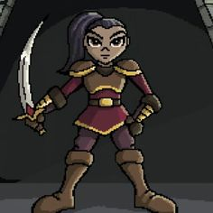 Video Game Concept Turns Damsel in Distress Into the Hero